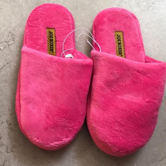 1d323ef85cf JOE BOXER slippers